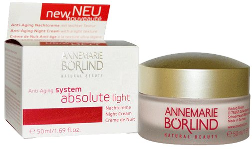 Buy Anti Aging System Absolute Night Cream Light