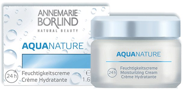 Buy Aquanature 24H Moisturizing Cream