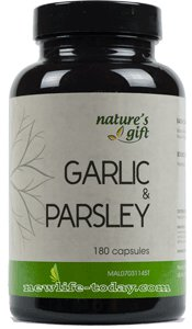 Buy Garlic & Parsley Oil