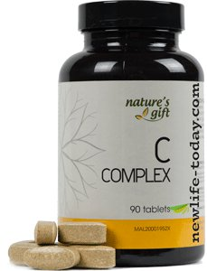 Buy Vitamin C Complex : Get 2nd at 50% off [Carnival]
