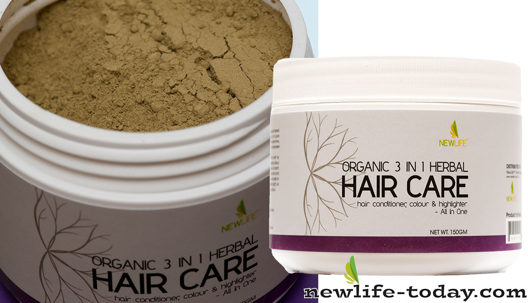 Organic Hair Color Newlife Today Malaysia