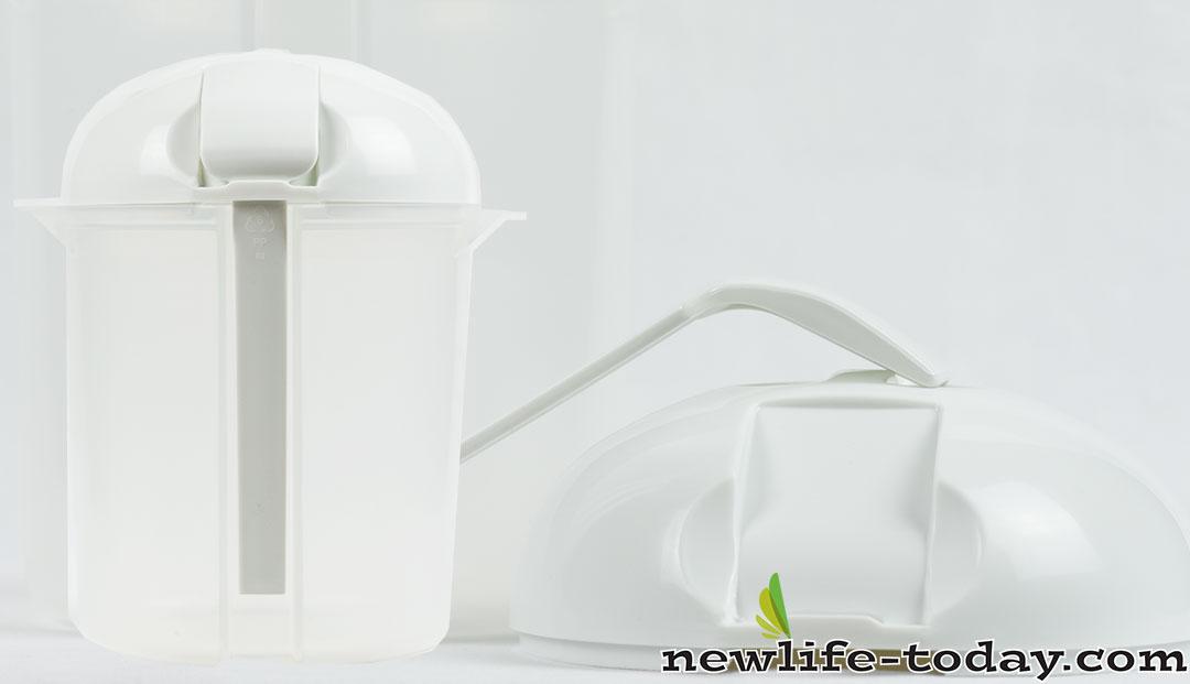how to make yoghurtin a yoghurt pot