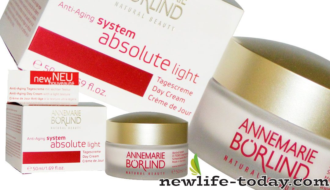 Anti Aging System Absolute Day Cream Light