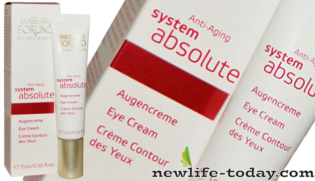 Anti Aging System Absolute Eye Cream