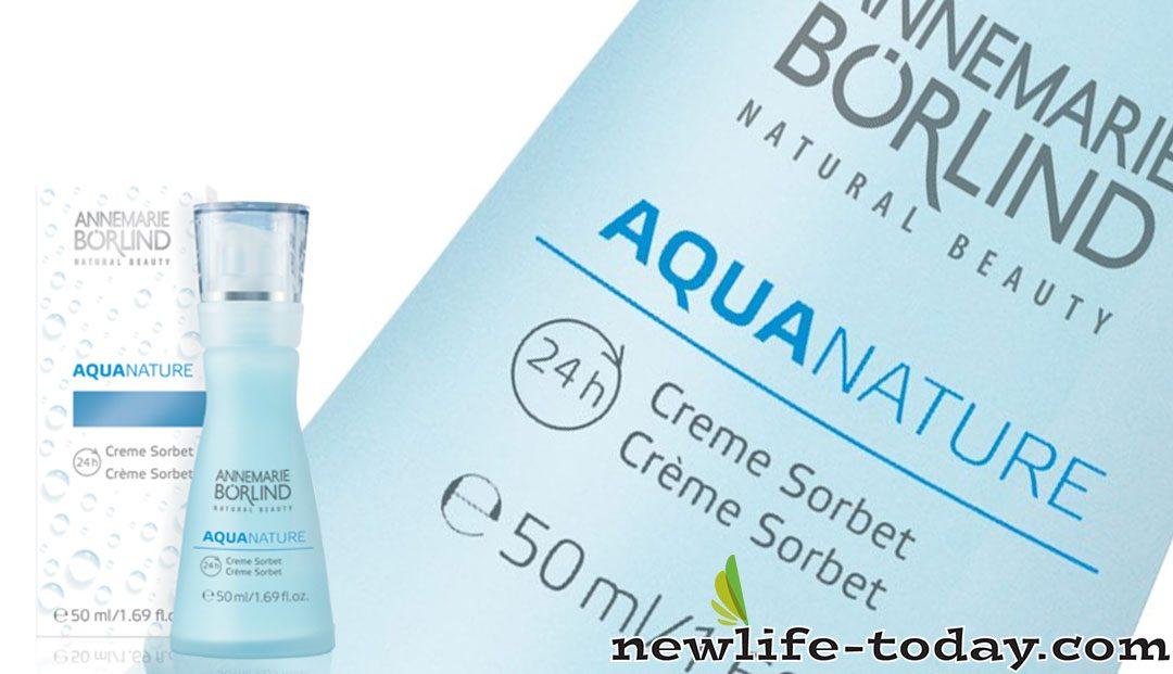 Aquanature 24H Creme Sorbet