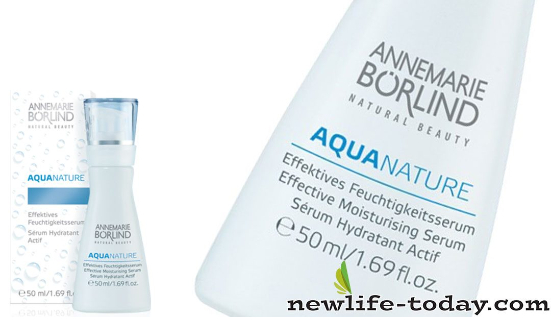 Aquanature Effective Moisturizing Serum