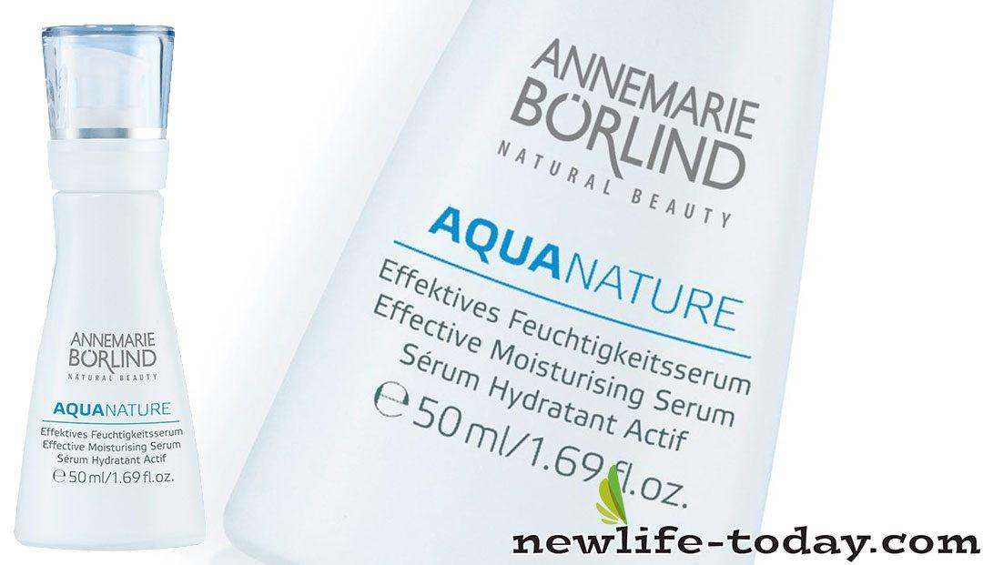Aquanature Hyaluronate Moisturising Serum