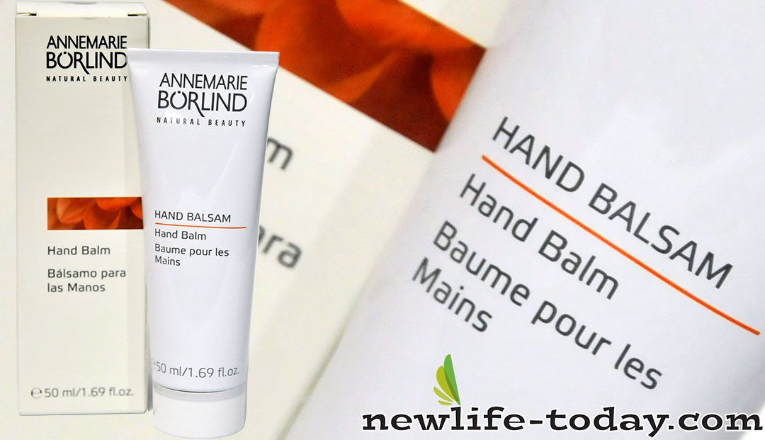 Beauty Extras Hand Balm