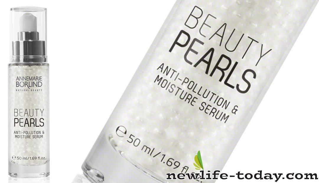Beauty Pearls Anti Pollution & Moisture Serum