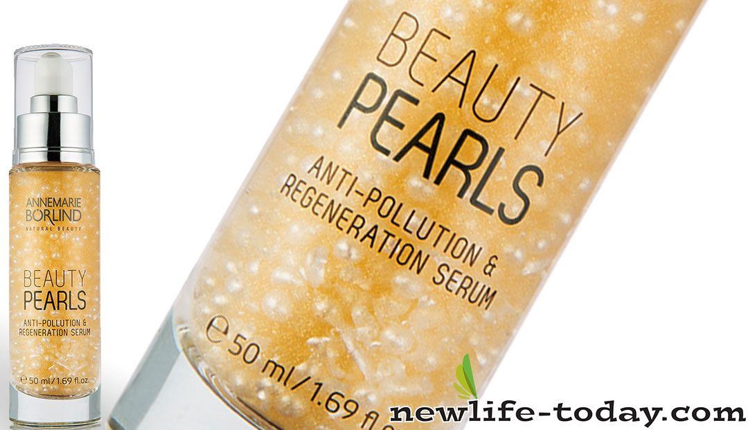 Beauty Pearls Anti Pollution & Regeneration Serum