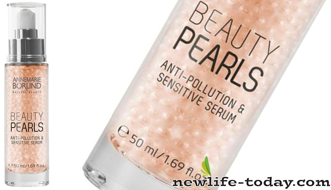 Beauty Pearls Anti Pollution & Sensitive Serum