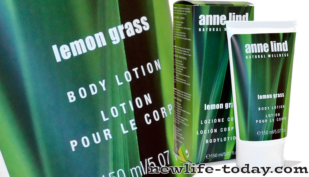 Body Lotion Lemon Grass