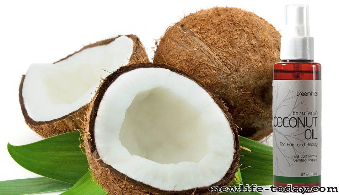 Coconut Oil with Spray (100ml)