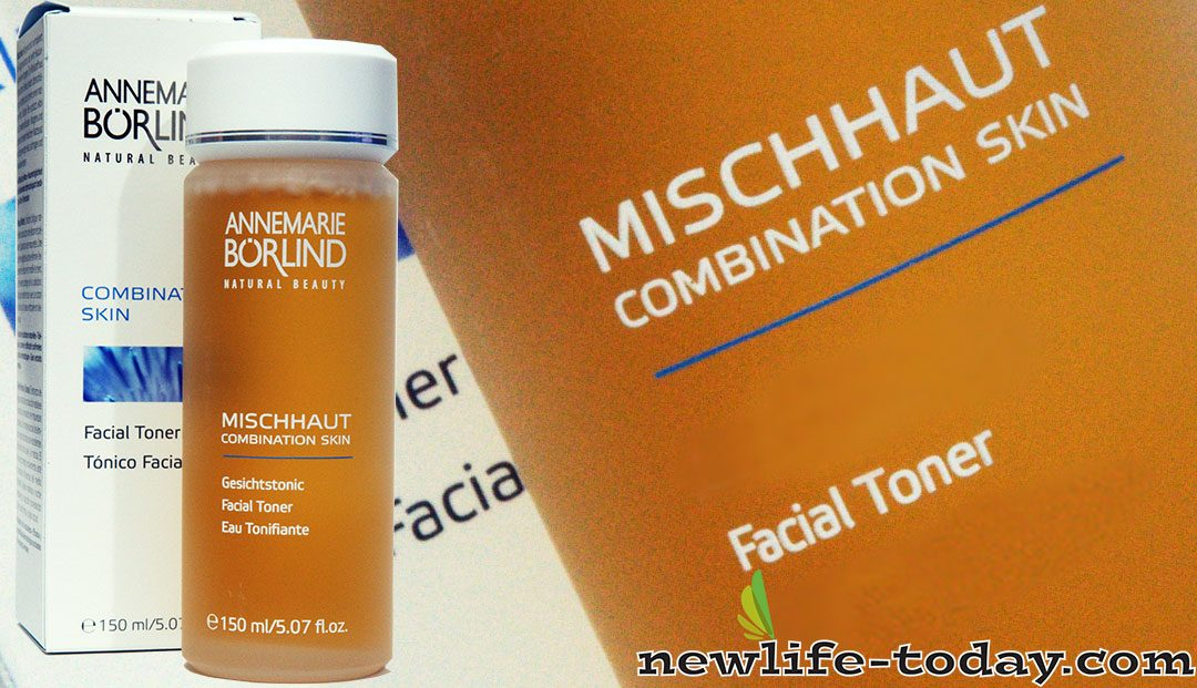 Combination Skin Facial Toner
