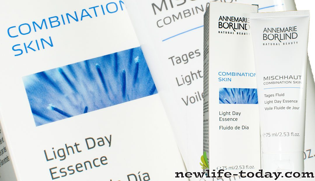 Combination Skin Light Day Essence