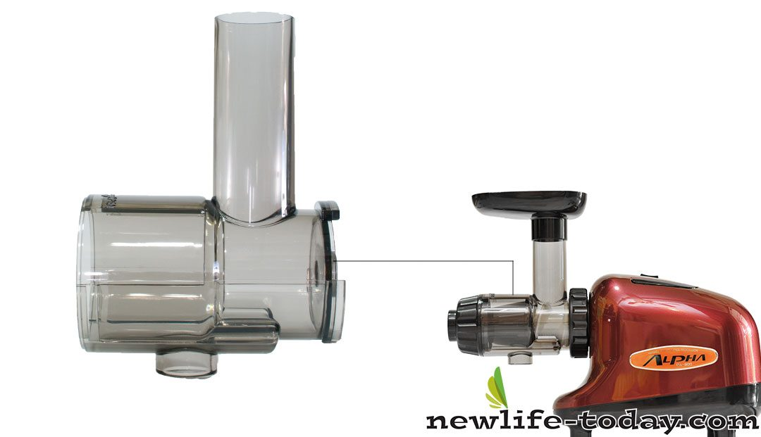 Alpha Juicer DA 900 – Drum