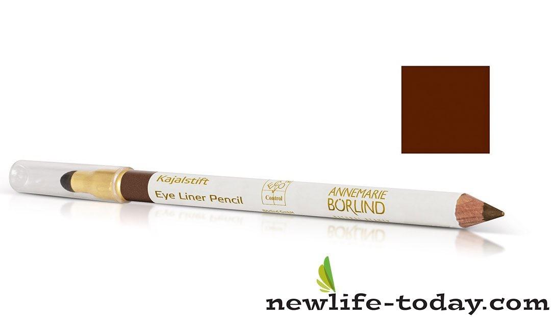 Eye Liner Pencil Black Brown