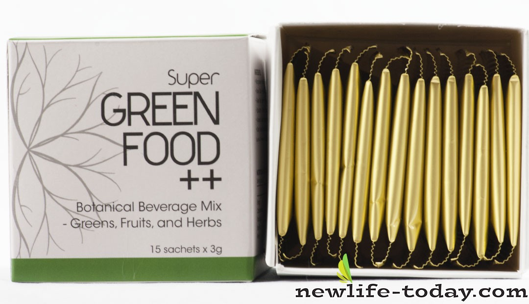 Licorice Root found in Green Food