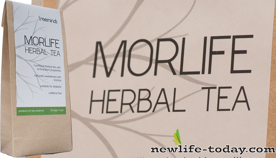 Dandelion Root found in Herbal Tea Morlife