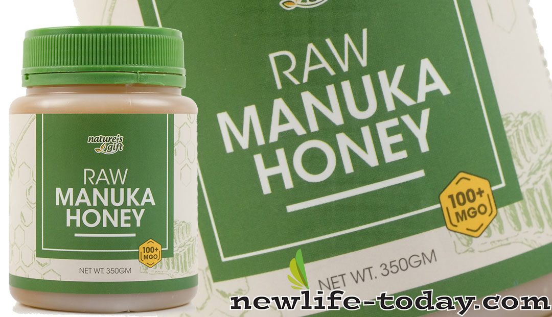Manuka Honey from New Zealand found in Honey Manuka