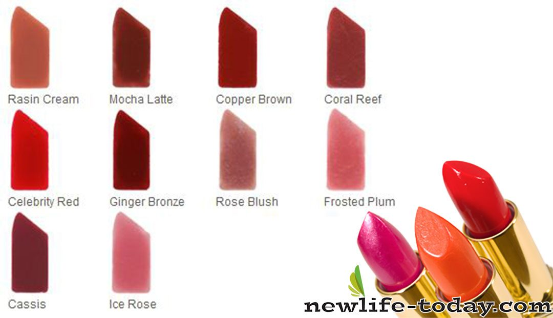 Lip Colour Celebrity Red