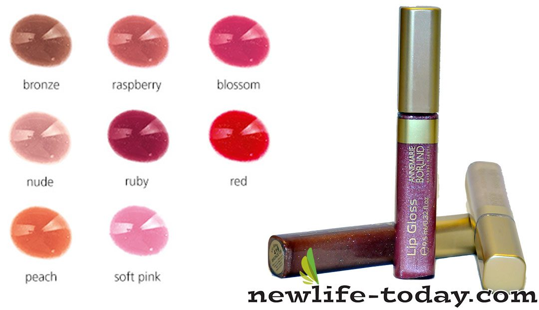 Lip Gloss Red