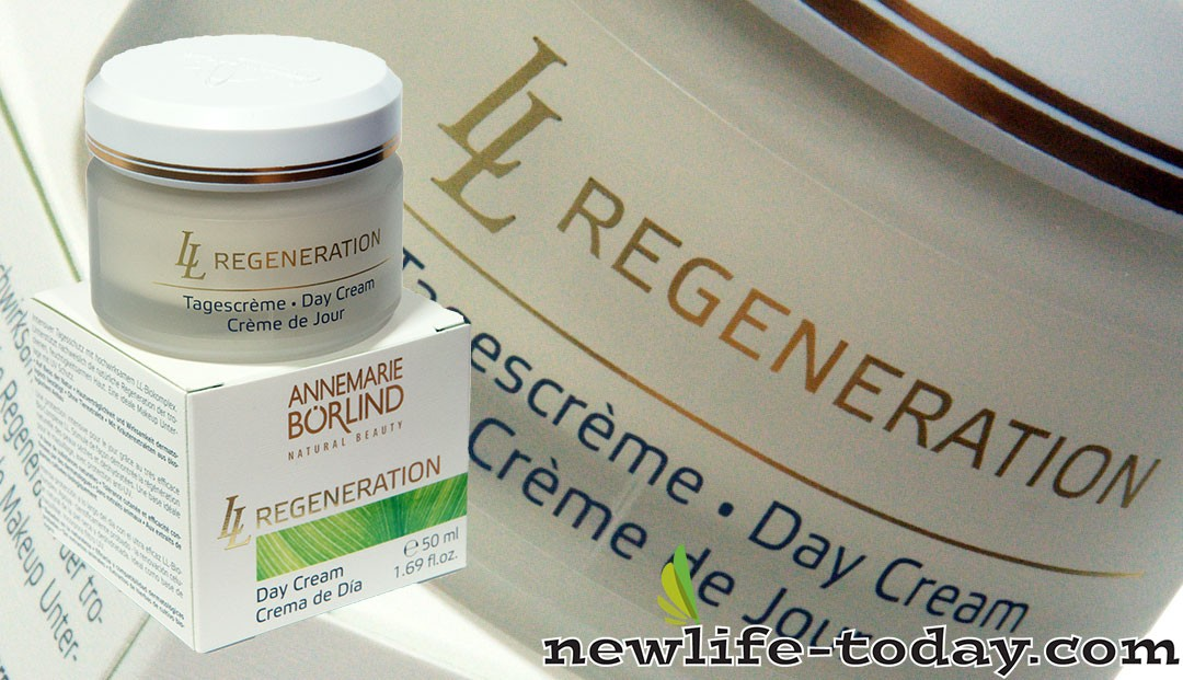 Zinc found in LL Regeneration Day Cream