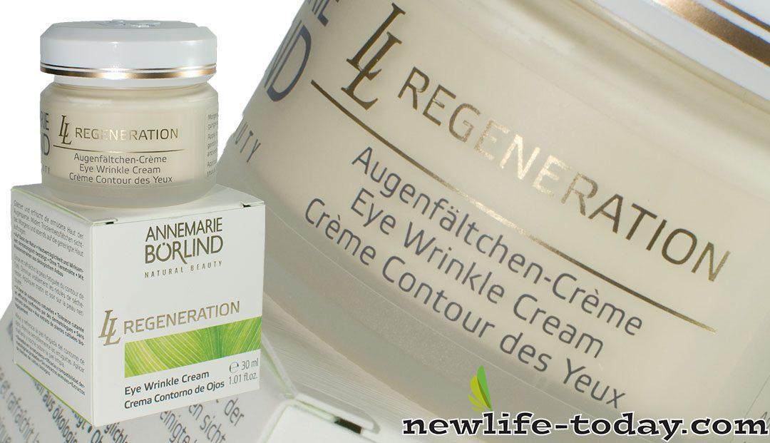 LL Regeneration Eye Wrinkle Cream