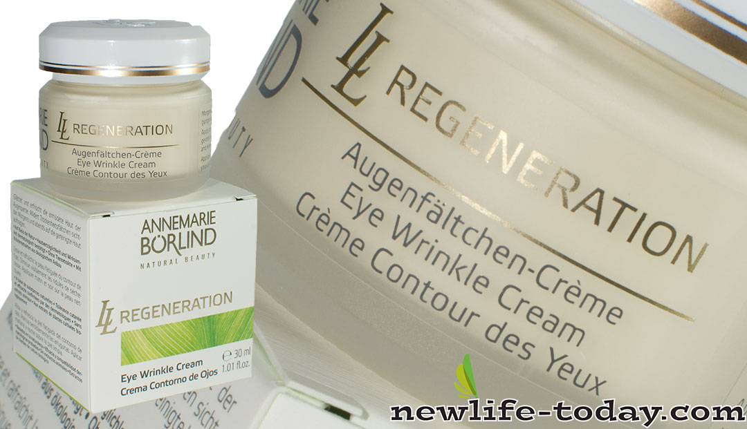 Sorbitol found in LL Regeneration Eye Wrinkle Cream