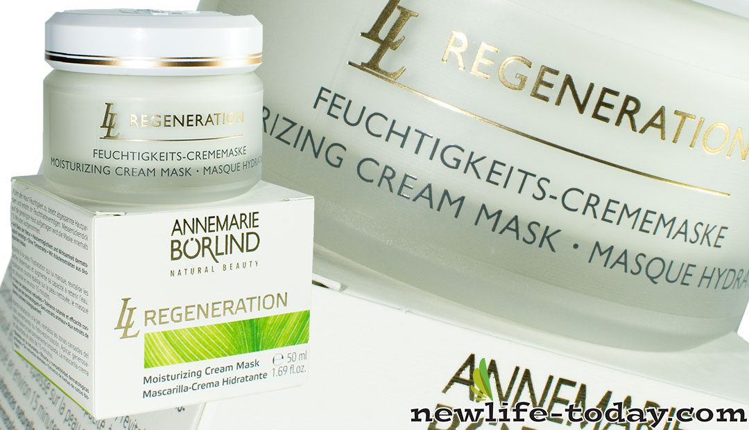 LL Regeneration Moisturising Cream Mask