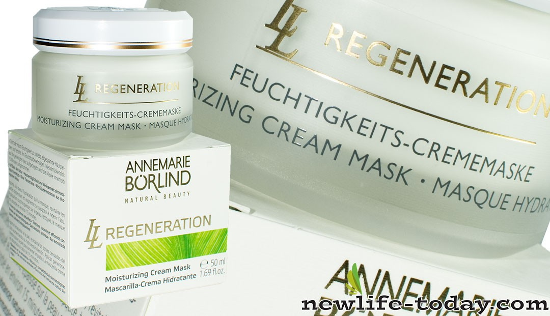 Glycerin found in LL Regeneration Moisturising Cream Mask
