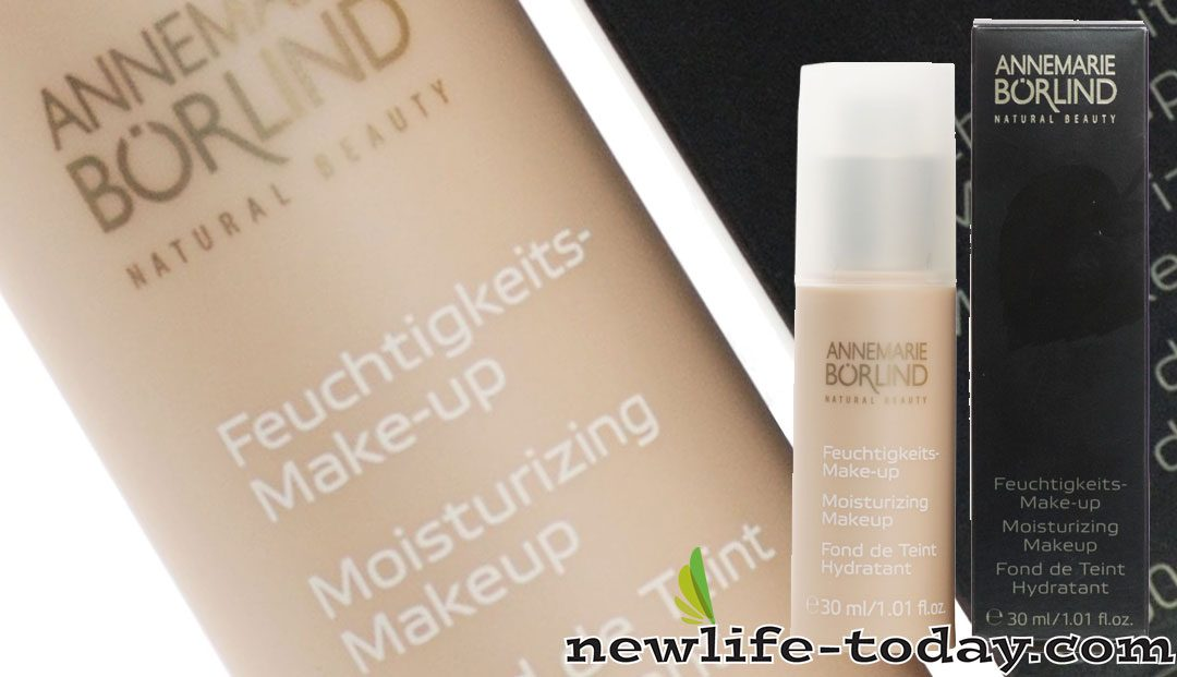 Moisturising Makeup Natural
