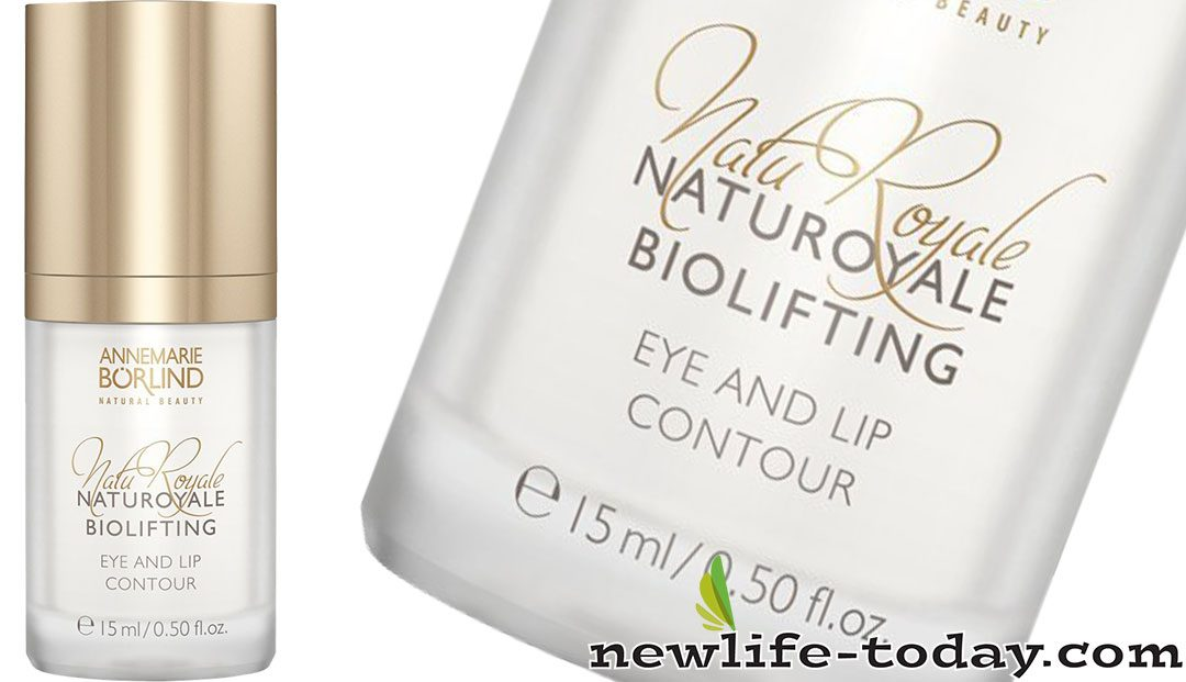 Naturoyale Biolifting Eye and Lip Contour