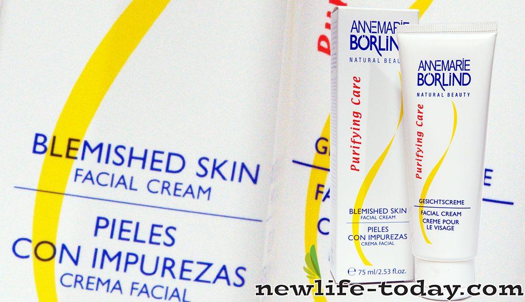 Purifying Care Facial Cream