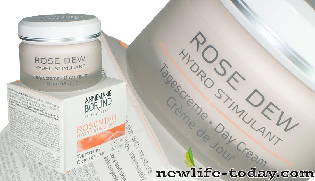 Rose Dew Day Cream