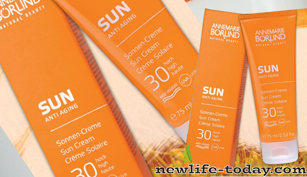 Sun Series Cream SPF 30 Anti-Aging