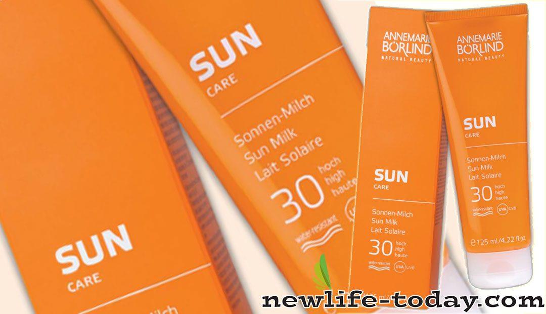 Sun Milk SPF 30