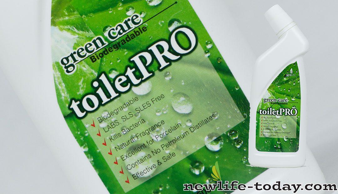 Green Care ToiletPro