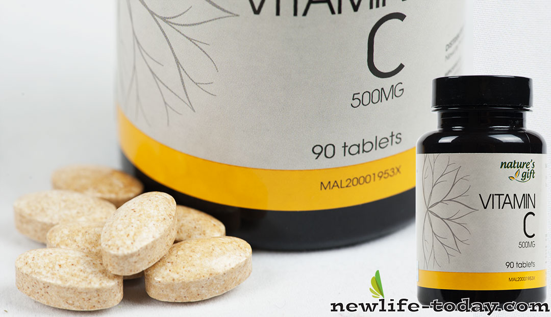 Vitamin C found in Vitamin C 500mg