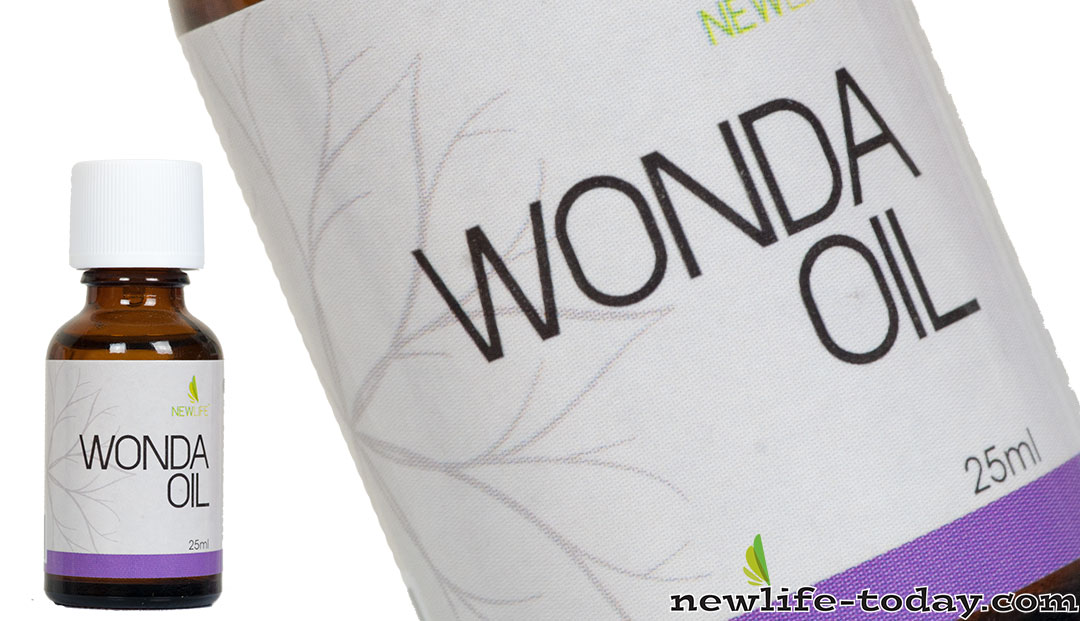 Melaleuca Alternifolia found in Wonda Oil