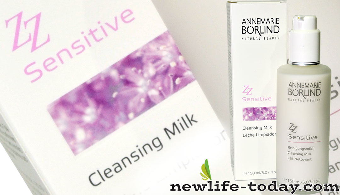 Sorbitol found in ZZ Sensitive Cleansing Milk