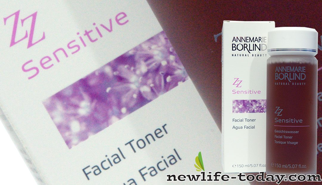 ZZ Sensitive Facial Gel